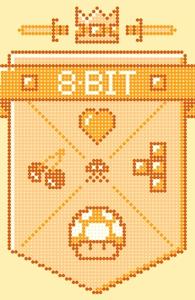 8-Bit Hero Shot