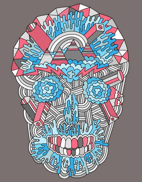 Anatomy of a Skull Hero Shot