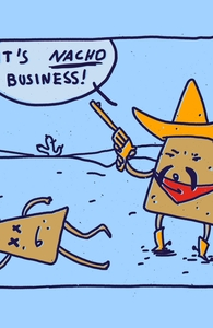 Nacho Business Hero Shot