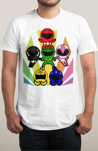 It's Morphin' Time Hero Shot