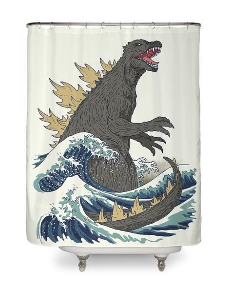 Product Title The Great Monster Off Kanagawa Hero Shot