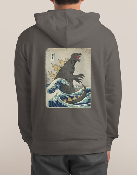 The Great Monster Off Kanagawa Hero Shot