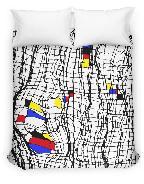 Drunk Mondrian Hero Shot