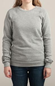 Heather Grey Sweatshirts Hero Shot