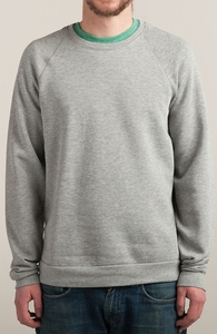 Heather Grey Sweatshirts Hero Shot