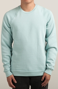 Light Grey Blue Sweatshirts Hero Shot