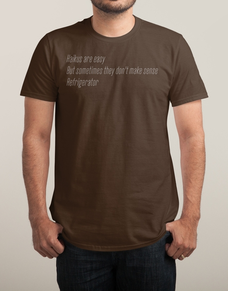Haikus Are Easy, But Sometimes... Hero Shot