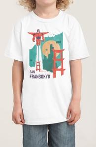 San Fransokyo Hero Shot