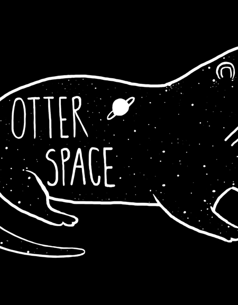 Otter Space Hero Shot