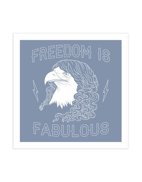 Freedom is Fabulous Hero Shot