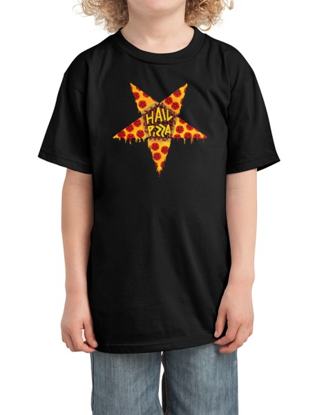 HAIL PIZZA Hero Shot