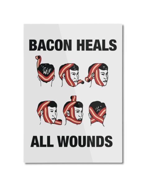 Bacon Heals Hero Shot