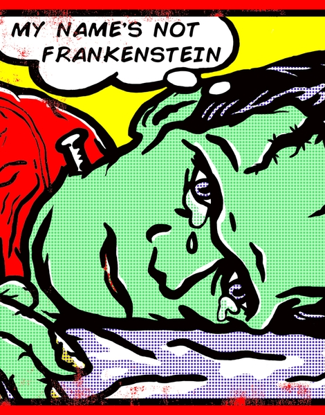 Franktenstein Hero Shot
