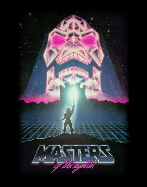 Masters of The Eighties Hero Shot