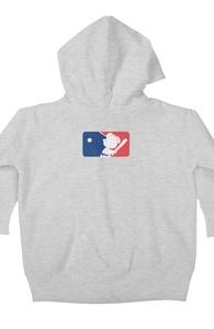 The Peanuts Baseball League Hero Shot