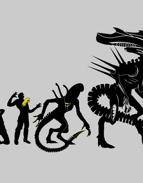 Alien Evolution Hero Shot