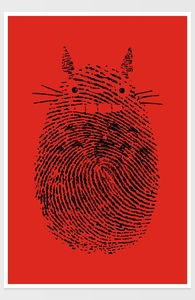 Unusual Fingerprint Hero Shot