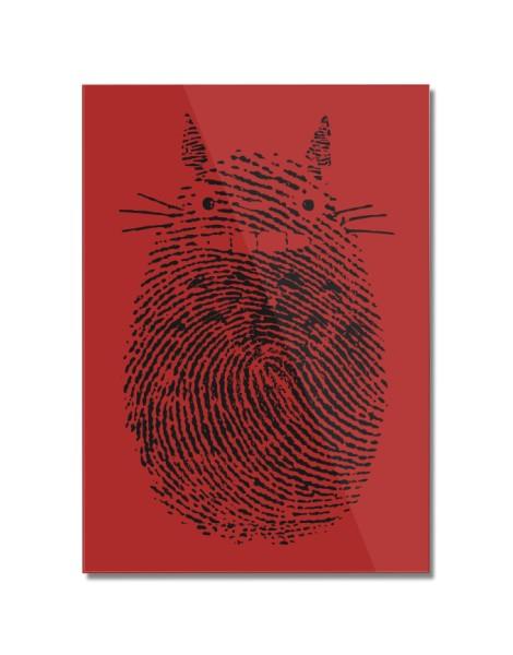 Unusual Fingerprint Hero Shot