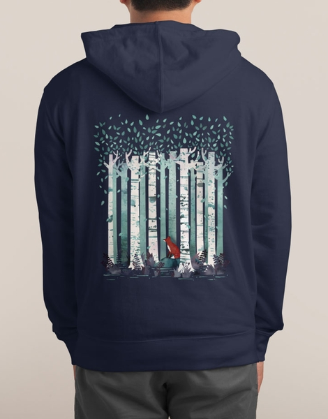 product title the birches hero shot - Hoodie Design Ideas