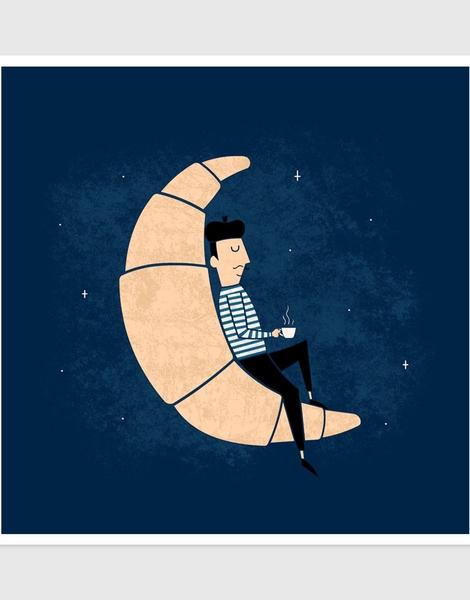 Ze Croissant Moon Hero Shot