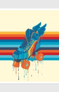 Roller Skate Hero Shot