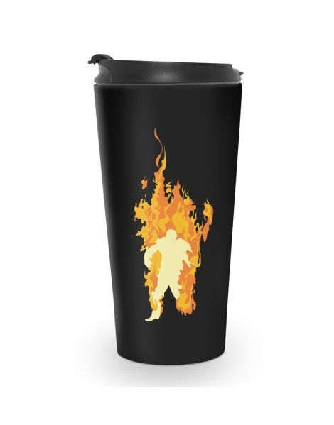 Burn Hero Shot