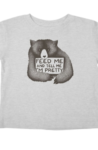 Feed Me And Tell Me I'm Pretty Hero Shot