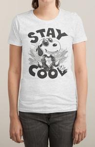 Stay Cool Like Snoopy Hero Shot