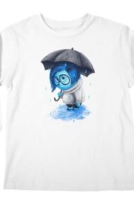 Sad Rain Hero Shot