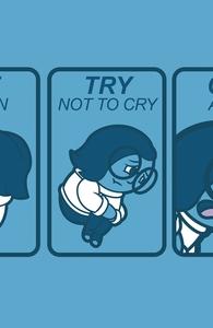 Cry A Lot Hero Shot