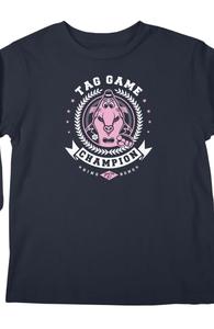 Tag Game Champion Hero Shot