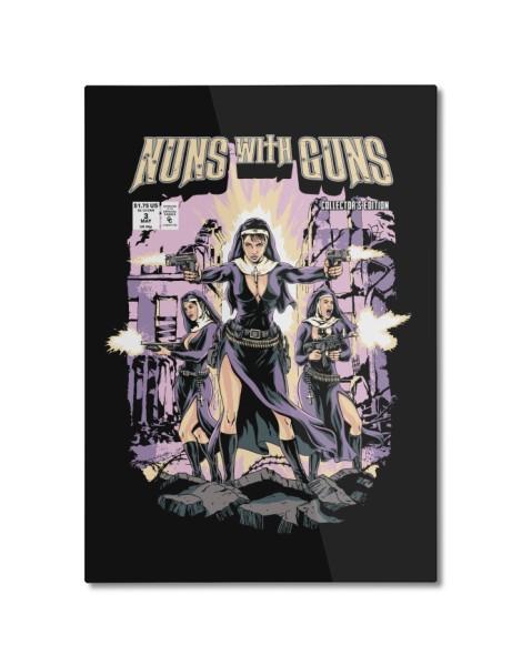 Nuns With Guns Hero Shot