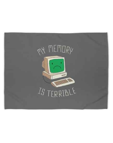 My Memory Is Terrible Hero Shot