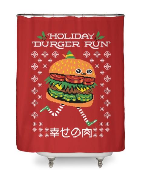 Holiday Burger Run Hero Shot