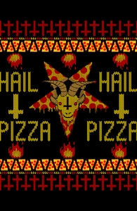 HAIL PIZZA: Holiday Edition Hero Shot