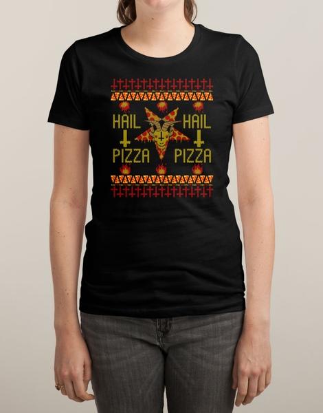 HAIL PIZZA Hero Shot