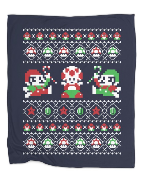 Super Christmas Bros Hero Shot