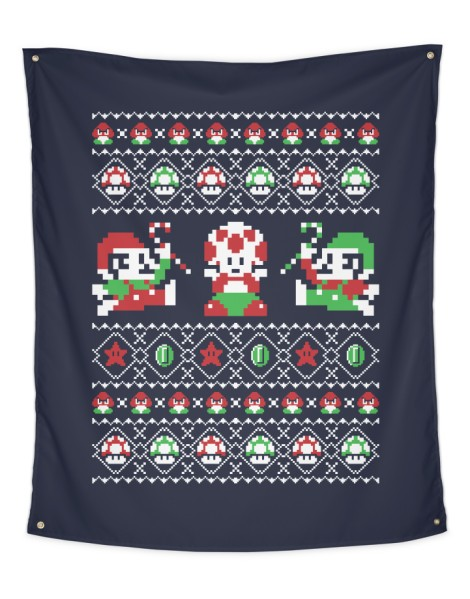 Super Christmas Bros Hero Shot
