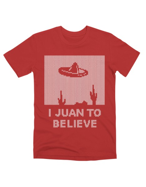 I Juan To Believe: Holiday Sweater Hero Shot