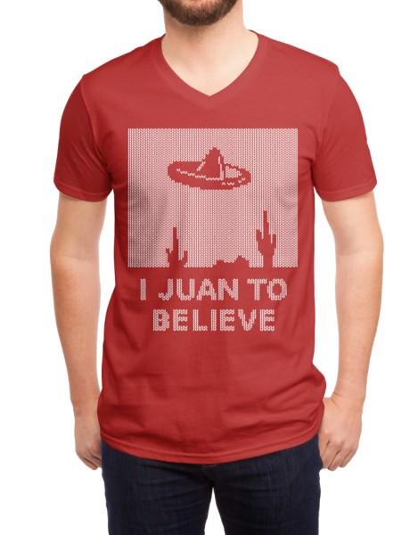 I Juan To Believe: Holiday Sweater Hero Shot