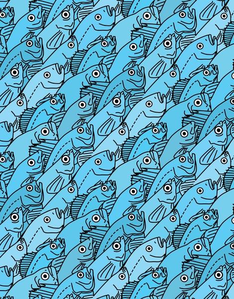 There's plenty of fish... Hero Shot