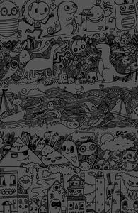 Many Layered Doodle Hero Shot