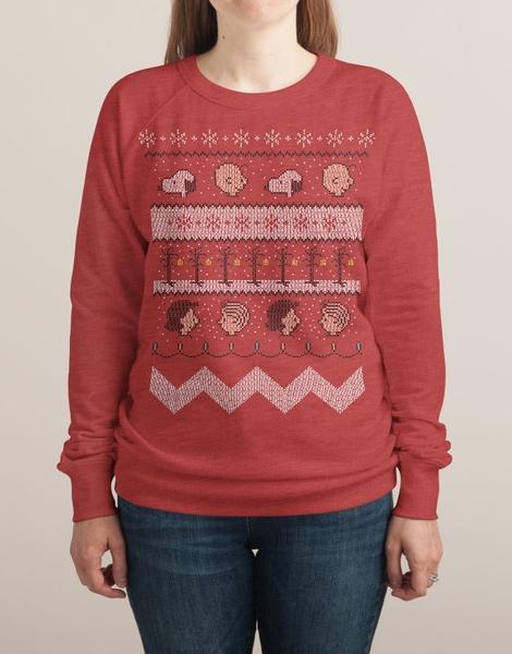 A Charlie Brown Christmas Sweater Hero Shot