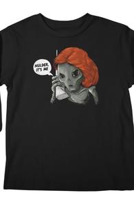 Mulder, It's me! Hero Shot