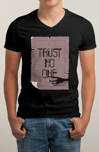 trust no one Hero Shot