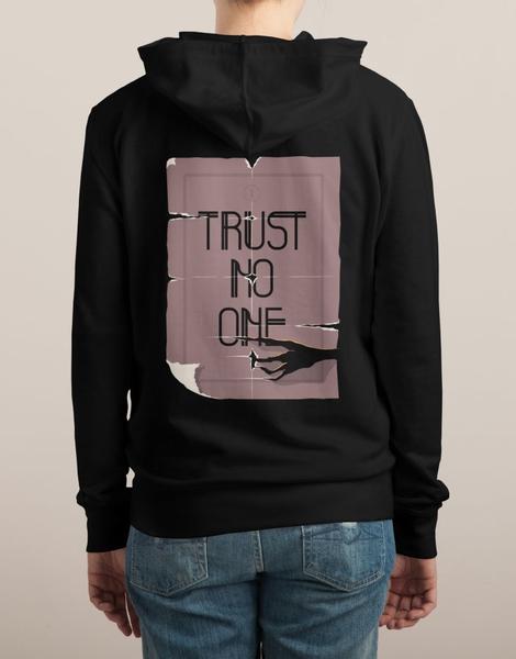 trust no one Hero Shot