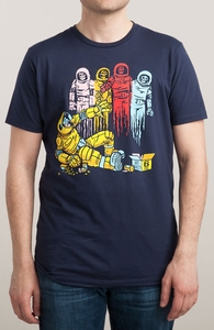 The Madness of Mission 6, New and Top Selling Nerdy T-Shirts + Threadless Collection