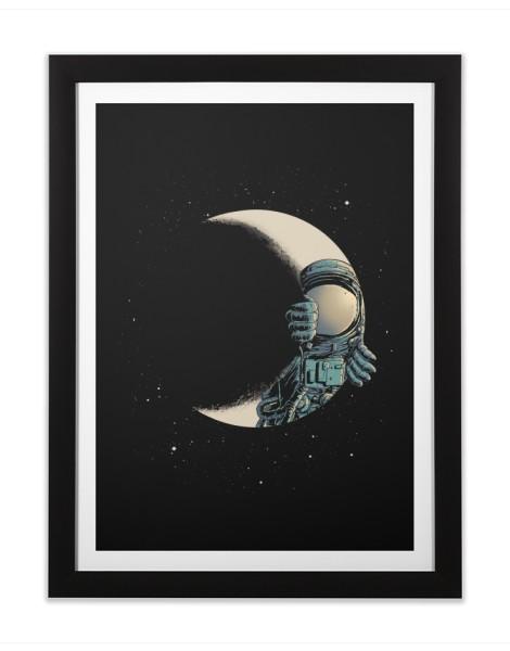 Crescent moon Hero Shot