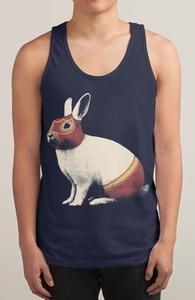 Rabbit Wrestler Hero Shot