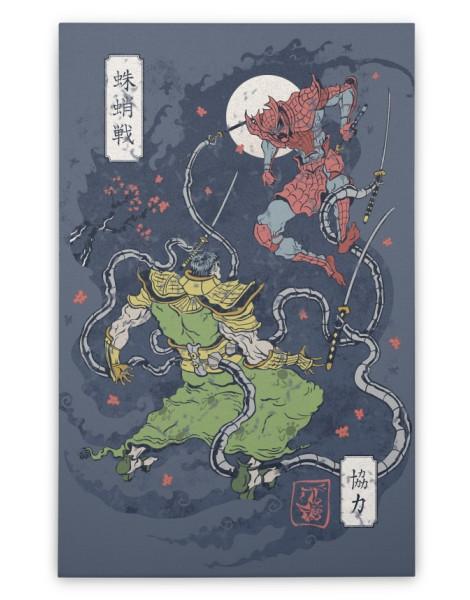 FEUDAL SPIDER WARRIOR UKIYO Hero Shot